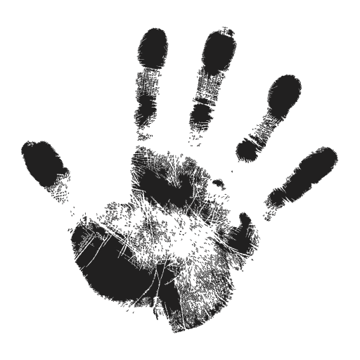 512x512 Cropped Primo Chalk Hand Vector Black On Transparent.png