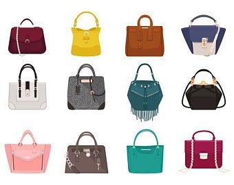 340x270 Handbag Vectors Etsy