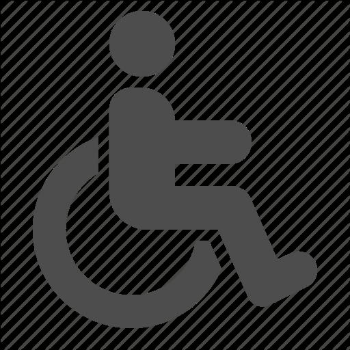 Handicap Icon Vector