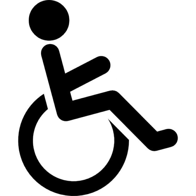 626x626 Free Vector Handicap Symbol