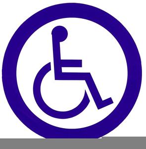 295x300 Free Handicap Sign Clipart Free Images