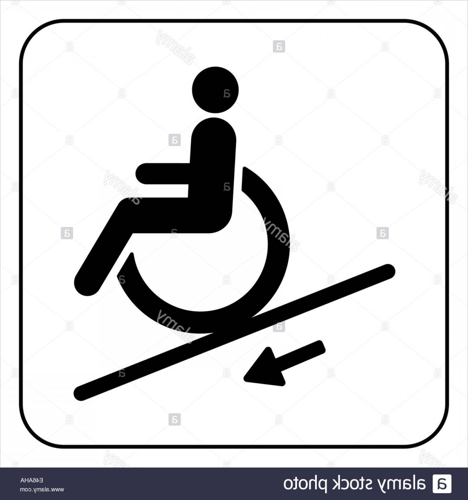 1560x1668 Stock Photo Lift Disabled Icon Sign Vector Shopatcloth