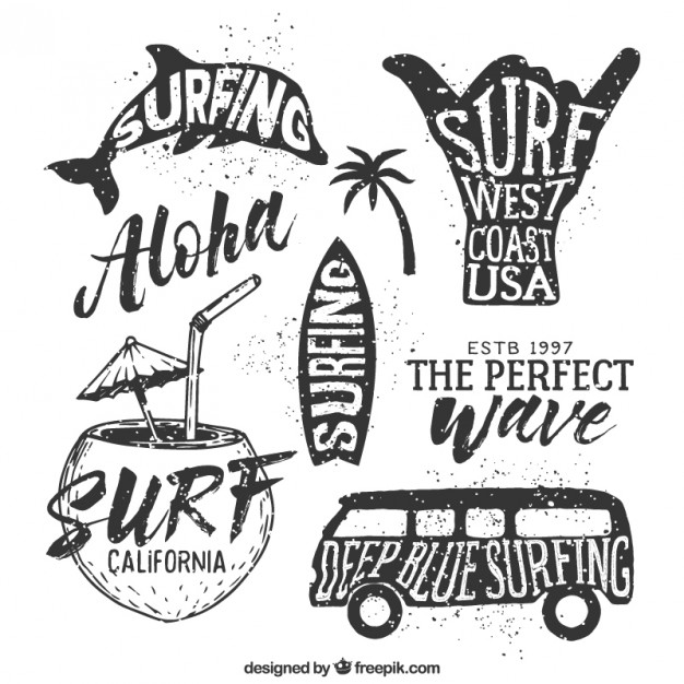626x626 Surf Vectors, Photos And Psd Files Free Download