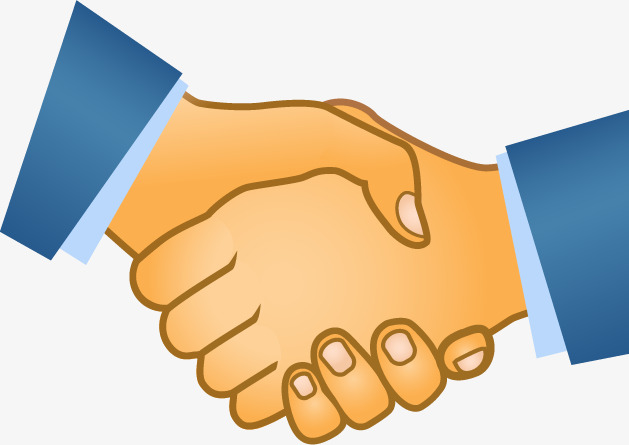 629x445 Handshake Icon, Cartoon, Hand Painted, Ui Png And Vector For Free