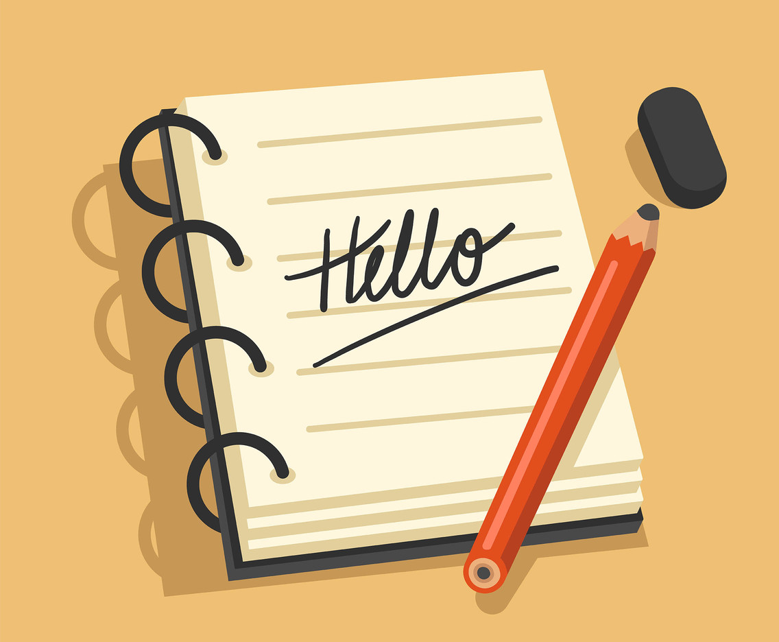 1136x936 Hello Handwriting Vector Vector Art Amp Graphics
