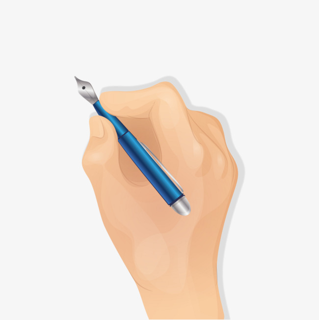 650x651 Vector Pen Handwriting, Write, Write, Hand Png And Vector For Free