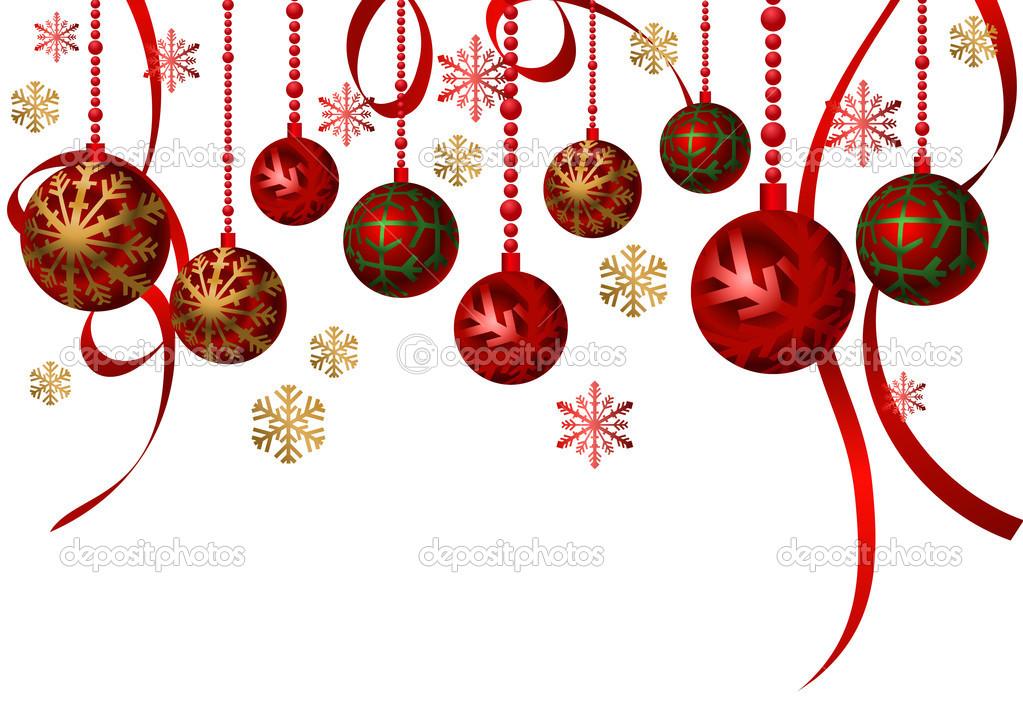 1023x710 Hanging Christmas Ornament Vector