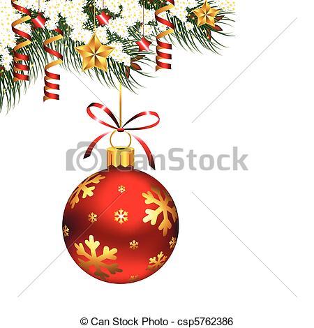 450x470 Single Christmas Ornament. Single Hanging Christmas Ornament On