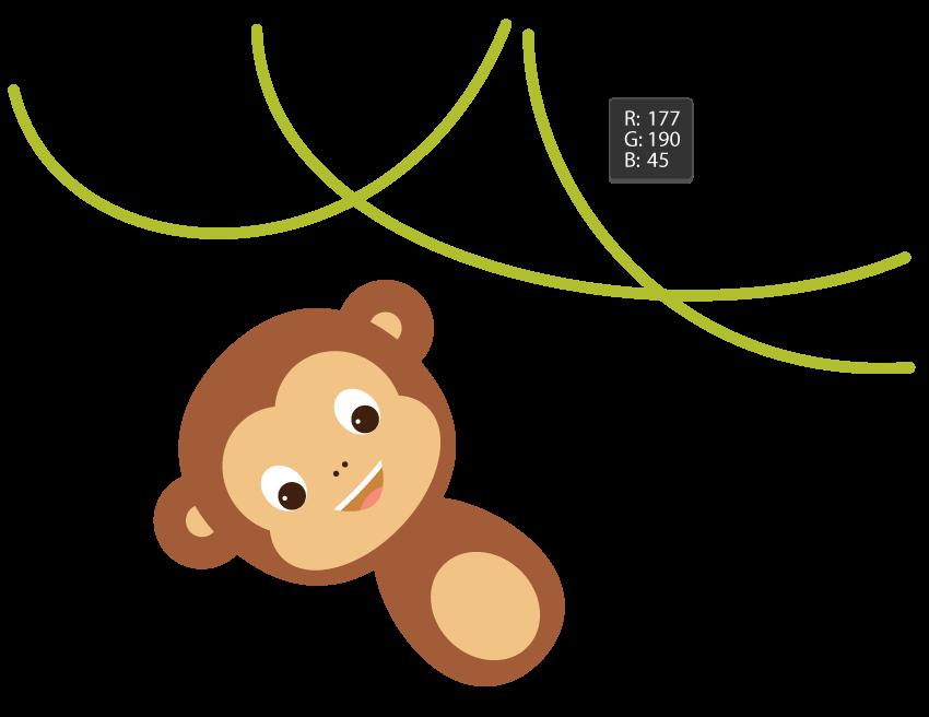 850x656 Collection Of Free Monkey Vector Blind Deaf. Download On Ubisafe