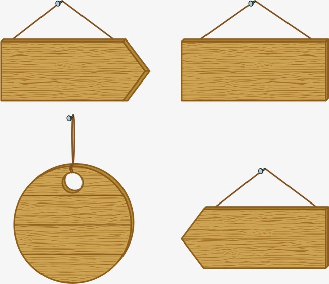 650x561 Vector Wooden Sign Hanging, Sign Vector, Wooden Sign Hanging