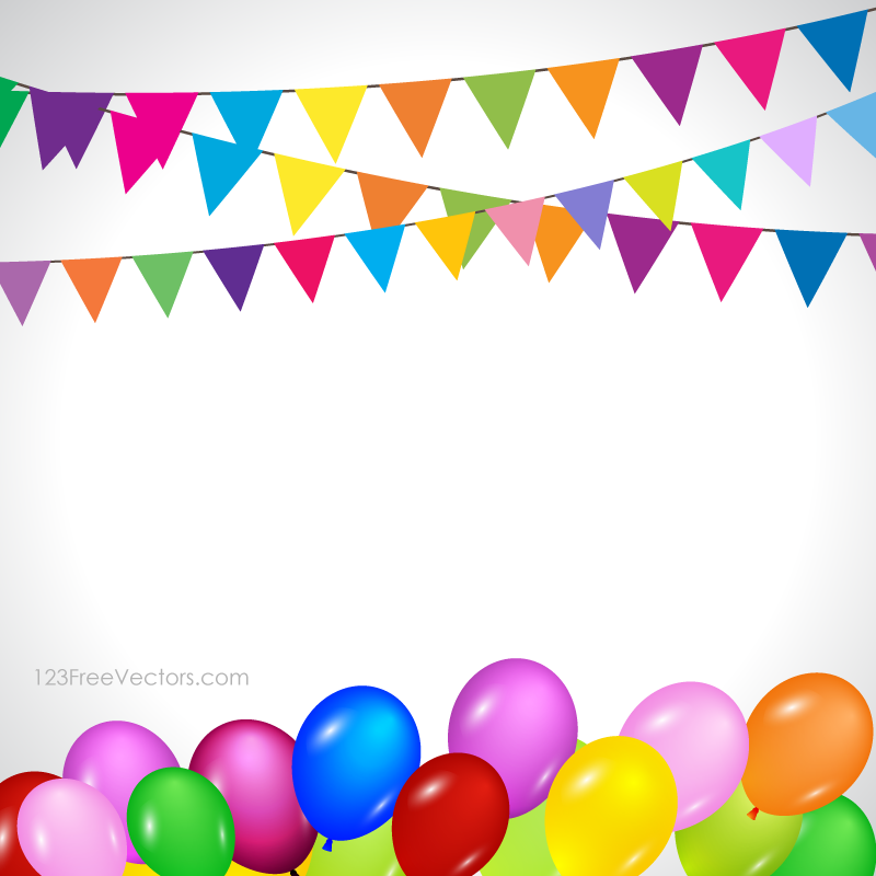 Happy Birthday Banner Vector At Getdrawings Com Free For Personal