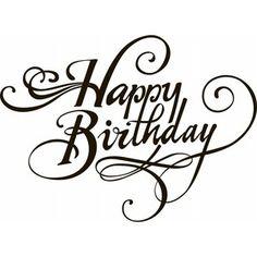 236x236 Happy Birthday Happy Birthday Font Happy Birthday