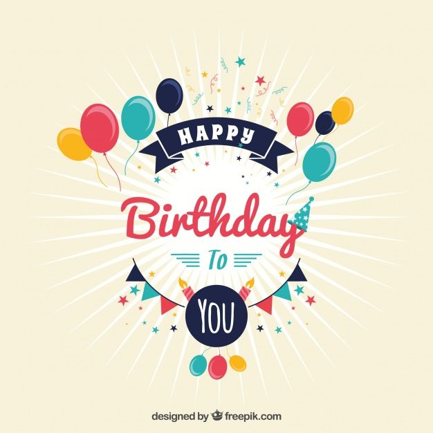 626x626 Happy Birthday Vectors Photos And Psd Files Free Download