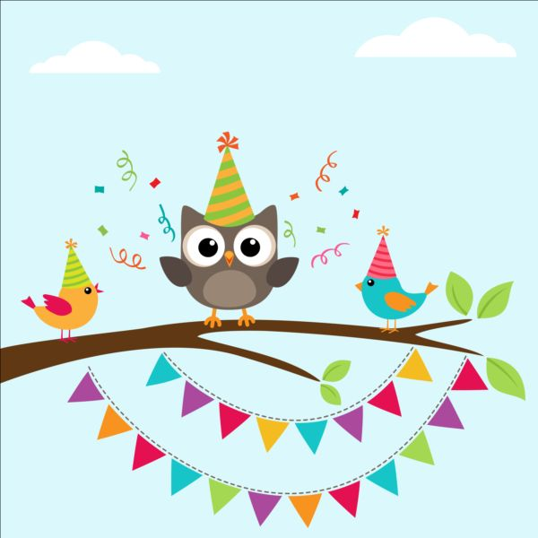 Happy Birthday Vector Free Download At Getdrawings Com Free For