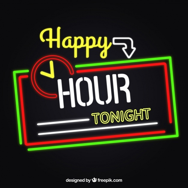 626x626 Happy Hour Vectors, Photos And Psd Files Free Download