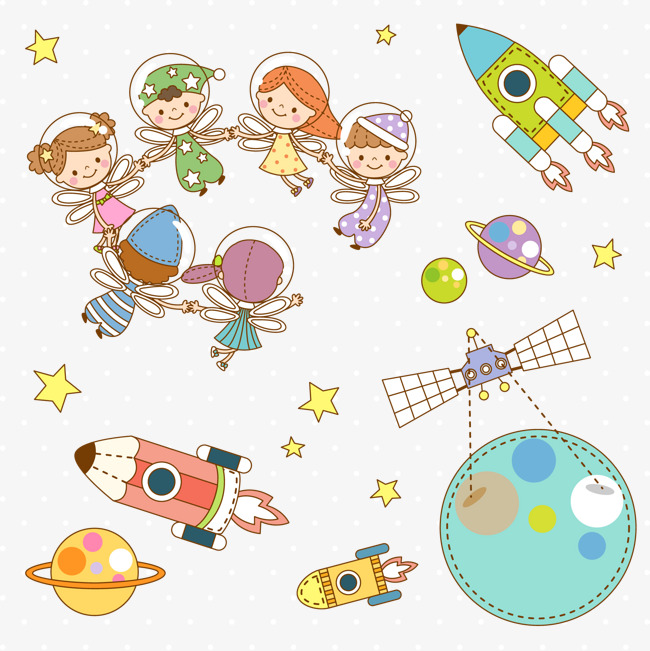 650x651 Vector Happy Hour, Earth, Spaceship, Planet Png And Vector For