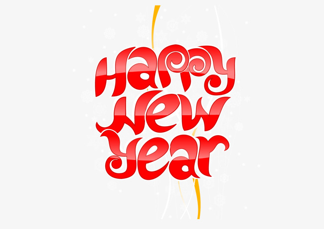 650x461 Happy,new,year, Vector Festival, Fonts, Happy Png And Vector For