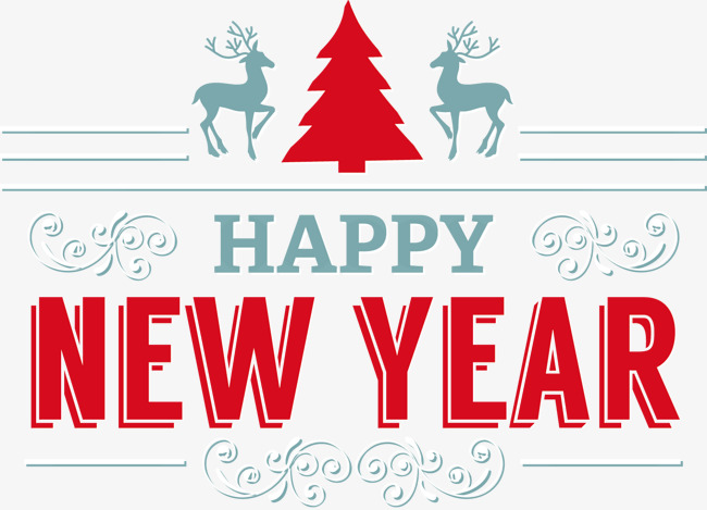 650x469 Merry Christmas And Happy New Year Vector, Christmas Vector, New
