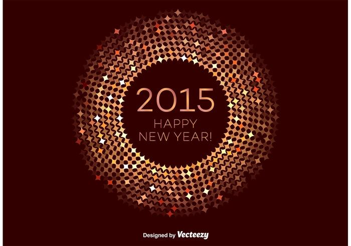 700x490 New Year Free Vector Art