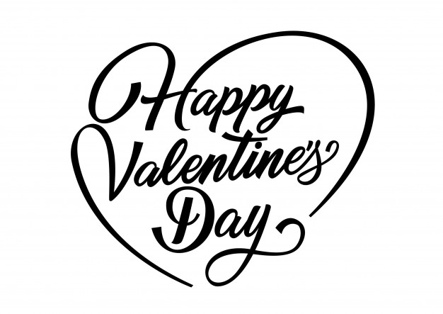 Happy Valentines Day Vector At Getdrawings Com Free For Personal