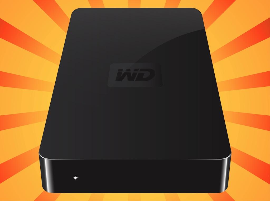 1024x763 Hard Drive Vector Vector Art Amp Graphics