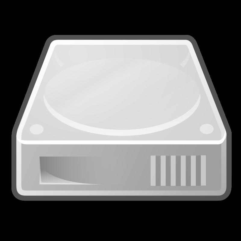 800x800 Tango Drive Hard Disk Free Vector 4vector