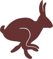 180x200 Hare Logo Vector (.eps) Free Download