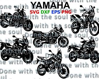 340x270 Harley Davidson Vector Motorcycle Cut Motorcycle Vector Etsy