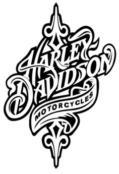 Harley Logo Vector