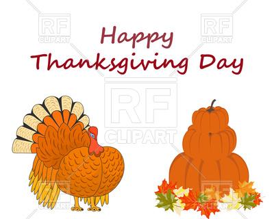 400x320 Thanksgiving Day Symbols