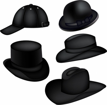377x368 Hat Free Vector Download (1,123 Free Vector) For Commercial Use