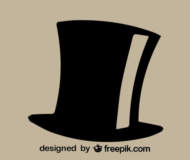 626x529 Top Hat Icon Vector Free Download