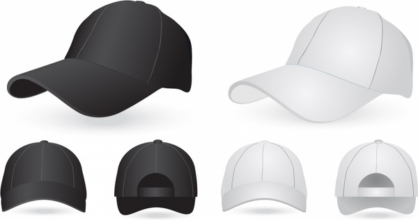 600x317 Baseball Hat Free Vector Download (1,267 Free Vector) For
