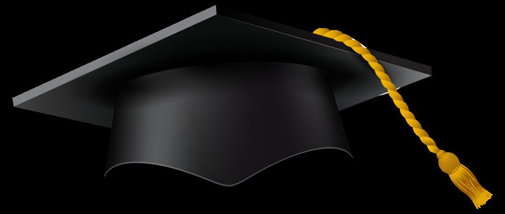 1024x434 Graduation Hat Vector Free Download