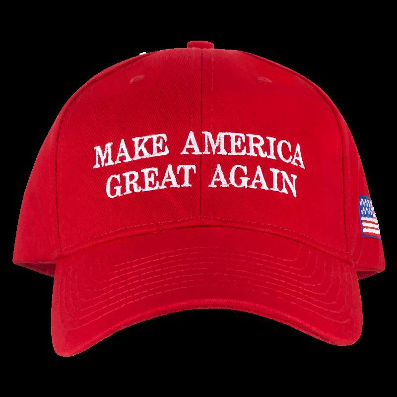 800x800 Make America Great Again Hat Vector Graphic Art Free Vector