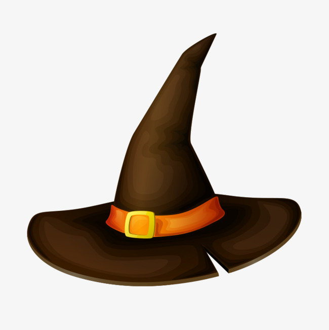 650x651 Witches Hat Vector Material, Hat Vector, Vector, Vector Material