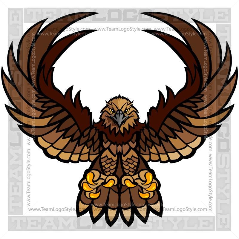 800x800 Hawk Clipart