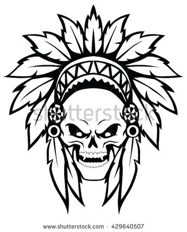 Headdress Vector