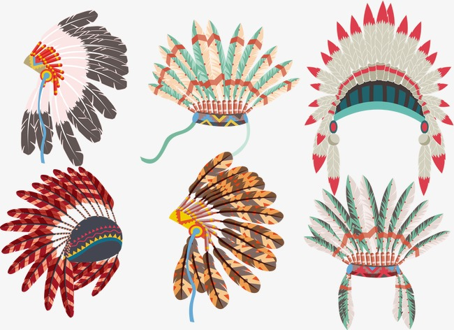 650x472 Vector Indian Headdress, Indian, Feather, Headwear Png And Vector