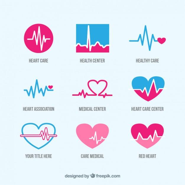 626x626 Health Care Logos Vector Premium Download