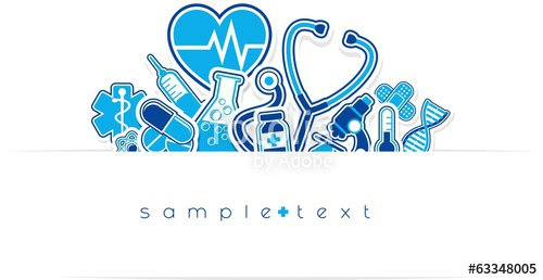 500x258 Medicine Health Care Vector Stock Image And Royalty Free Vector