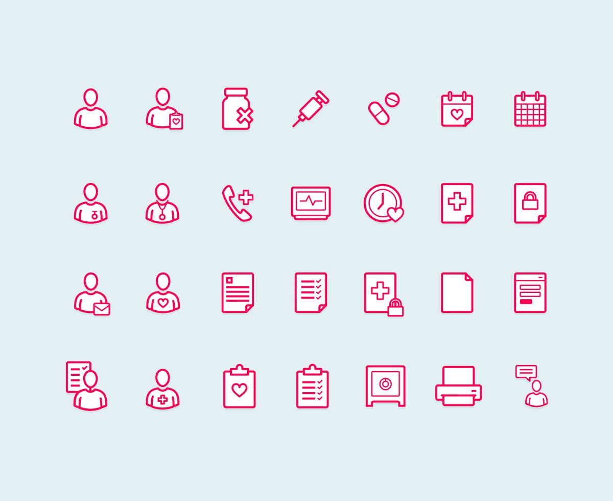 1200x980 Health Icons Iconstore