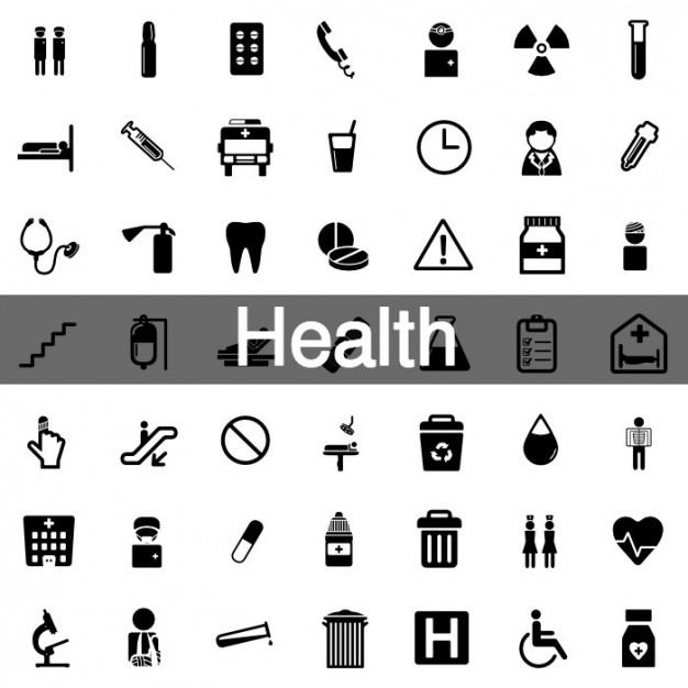 626x626 52 Health Icon Pack Vector Free Download