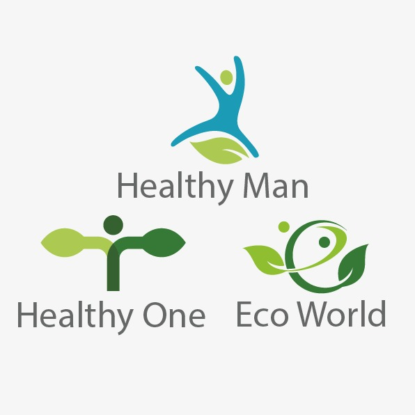 596x596 Health Logo, Health, Cartoon, Medical Logo Png And Vector For Free