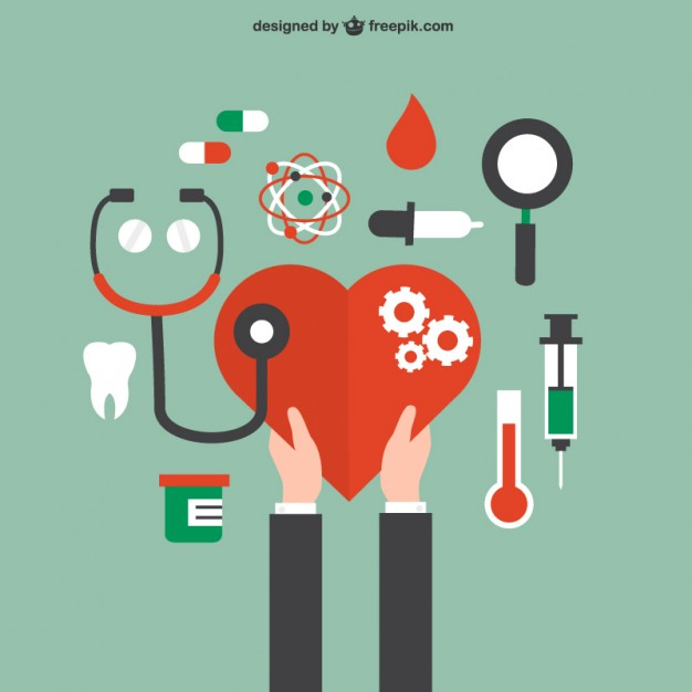 626x626 Health And Medical Care Concept Vector Free Download