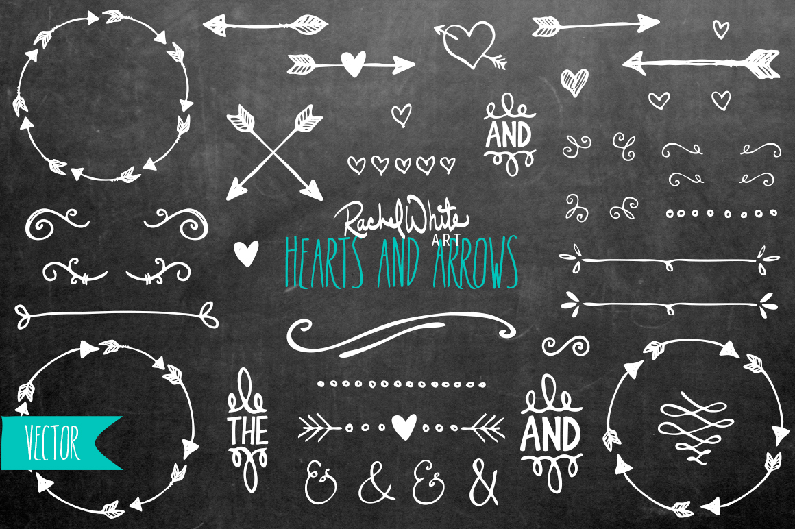 1160x772 Hearts Amp Arrows Vector Design Files On Behance