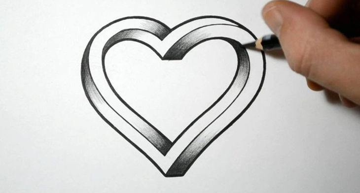 730x392 Heart Drawings, Art Ideas Design Trends