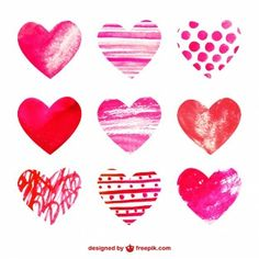 236x236 950 Best Hearts Illustrations Images In 2018