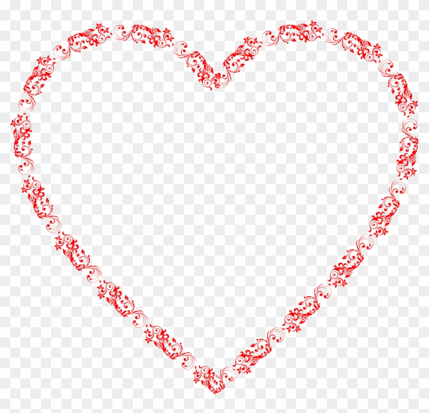 840x808 This Free Icons Png Design Of Flourish Heart