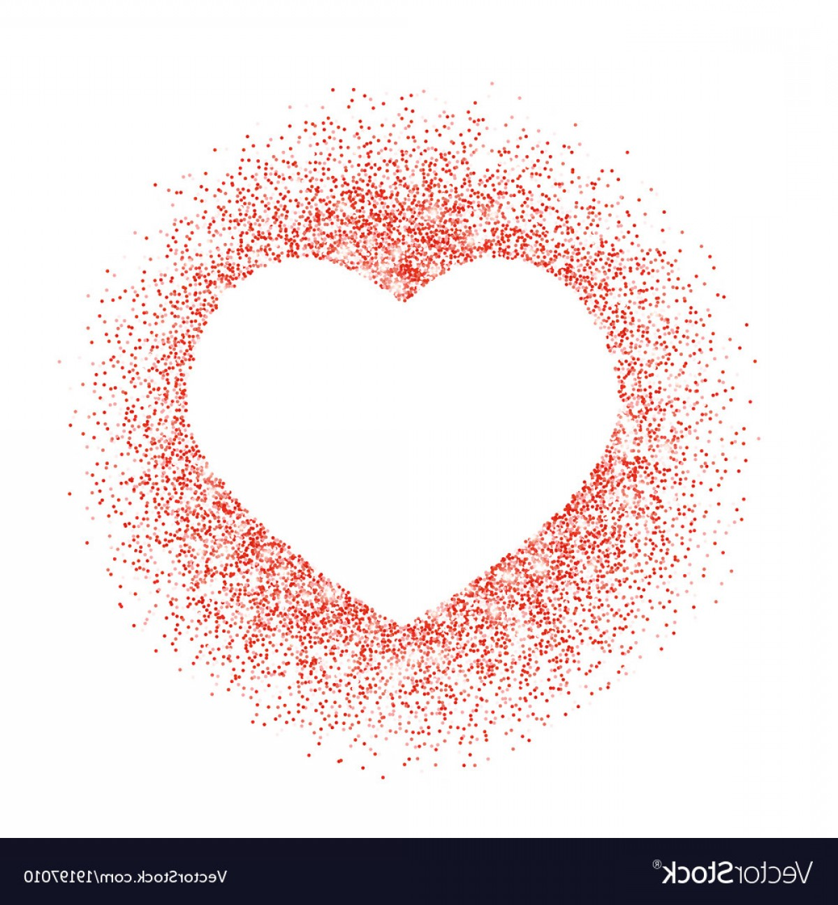 1200x1296 Heart Border Vector Sohadacouri